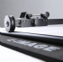 E-IMAGE ED330 PORTABLE CAMERA DOLLY CON TRACKS
